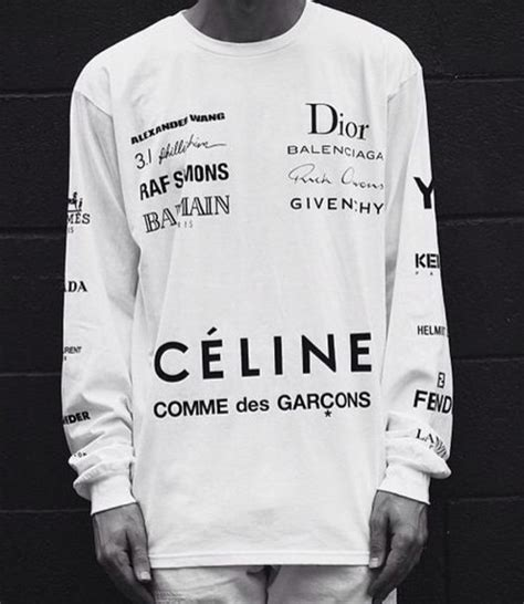sweater white large designer brand crewneck dior