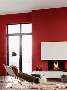 Alpina Feine Farben Kaufen : einzigartige zimmergestaltung mit den rot und violettt nen von alpina feine farben ~ Frokenaadalensverden.com Haus und Dekorationen