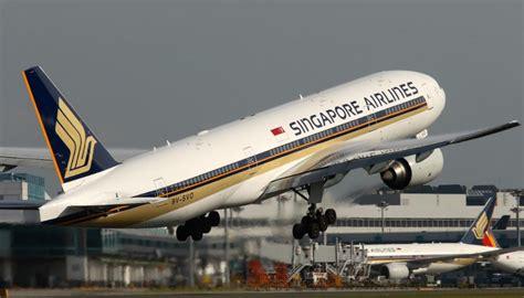 singapore airlines begins wellington service via melbourne