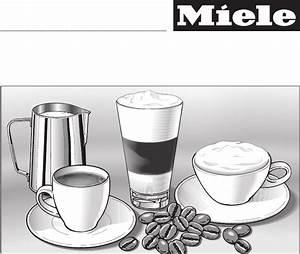 Miele Coffeemaker Cm 5200 User Guide