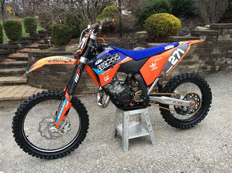 Tyler Casper #27's Bike Check