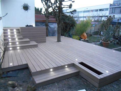 prix  une terrasse bois   etourdissant prix  une