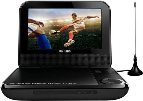 fernseher mit dvd philips pd7025 12 portabler fernseher mit dvd player