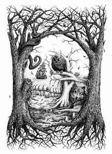 Optische Täuschung Tattoo : skull illusion tattoos zeichnungen sch del zeichnungen und augen illusionen ~ Buech-reservation.com Haus und Dekorationen