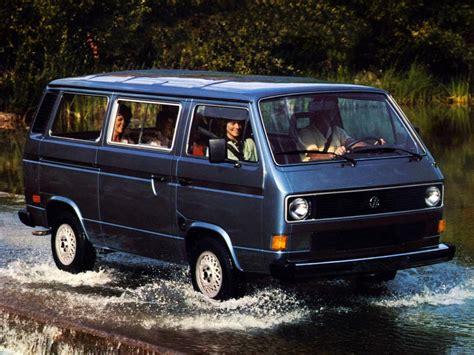 volkswagen vanagon volkswagen t3 vanagon 1980 design interior exterior