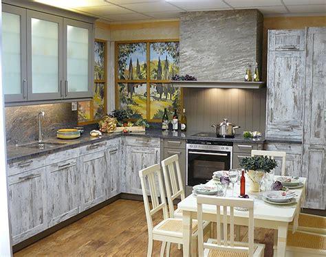 Schüllermusterküche Außergewöhliche Landhausküche Mit