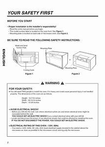 Kenmore Elite 72188503800 User Manual Microwave Hood Combo