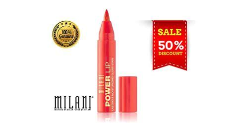 milani power lip mango tango original cosmetics