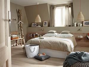 Idees Deco Chambre : d co chambre nature exemples d 39 am nagements ~ Melissatoandfro.com Idées de Décoration