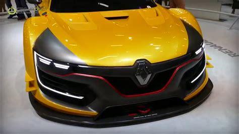 Renault Sport R.S. 01 Yarış Arabası - YouTube