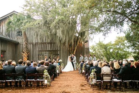 Southern-wedding-boone-hall-ceremony