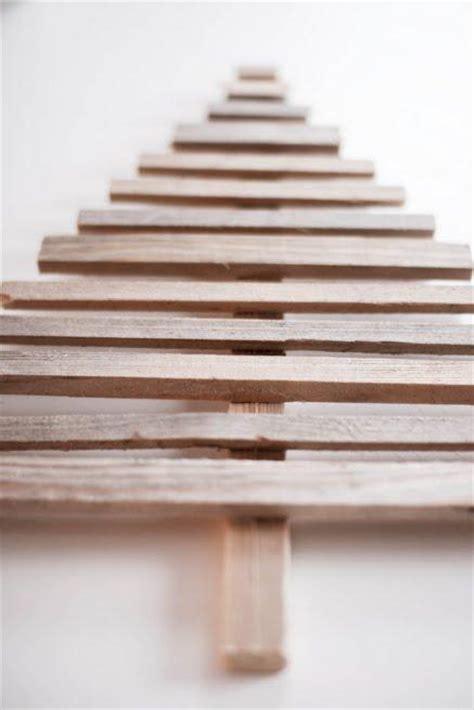 Fabriquer Un Sapin En Bois Fabriquer Votre Sapin De No 235 L En Bois Recycl 233 Diy Paperblog