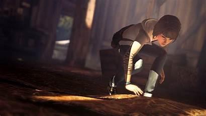 Strange Episode Dark Background Max Paradox Xbox