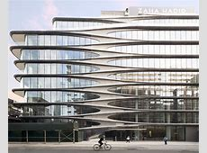 A closer look at Zaha Hadid's first residential property