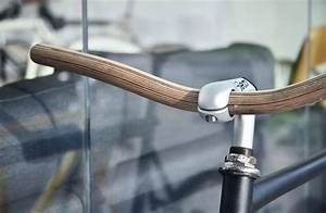 Plywood Bikes Handlebars And Rack By Dots Design Studio