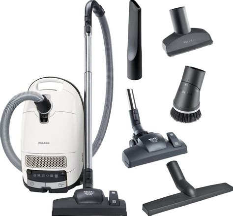 Miele Bodenstaubsauger Complete C3 Silence Ecoline, A