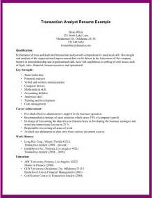 resumes exles for exles of skills for resumes exles resume sles