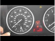 BMW Oil Service Reset, Spark Plug Reset, Brake Pad Reset