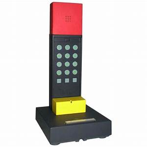 Telefono Enorme By Ettore Sottsass For Brondi Memphis