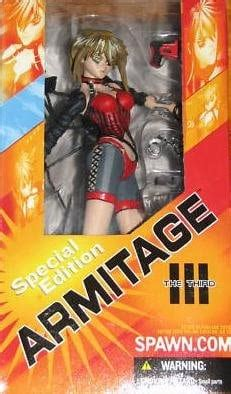 mcfarlane animation japan armitage picture of armitage iii exclusive figure limitied