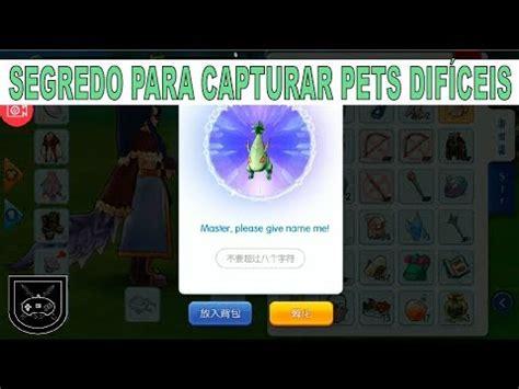 ragnarok mobile segredo  capturar pets dificeis youtube