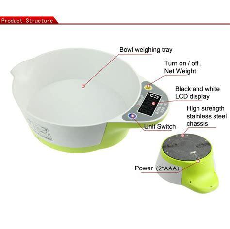echelle de cuisine echelle de cuisine numérique électronique de ménage