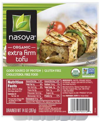 tofu calories organic extra firm tofu nasoya