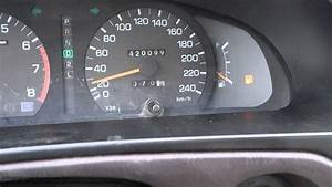 Fuel Tank Warning Light Is On  How Long I Can Drive Toyota