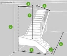 Taille Tremie Pour Escalier Droit by Les Escaliers Partie 3 Leroy Merlin