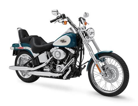 2009 Harley-davidson Fxstc Softail Custom