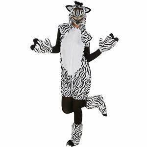 Karneval Kostuem Maenner : zebra kost m frauen m nner karneval fasching halloween afrika safari einteiler ebay ~ Frokenaadalensverden.com Haus und Dekorationen