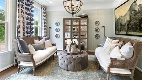 beautiful examples  french country living rooms
