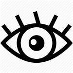 Eye Icon Symbol Clipart Password Eyes Transparent