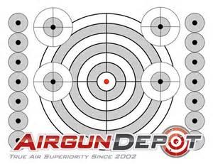 Air Rifle Targets Printable