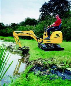 store rents small excavators remodeling