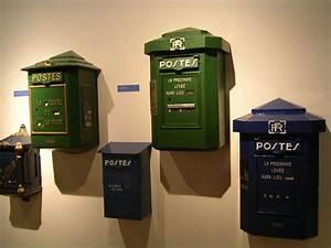 Boite à Lettre La Poste : fichier musee de la poste boites aux lettres ~ Dailycaller-alerts.com Idées de Décoration