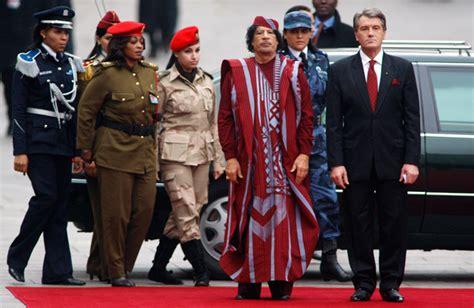 Gaddafi's Rape Chambers Revealed in BBC Documentary
