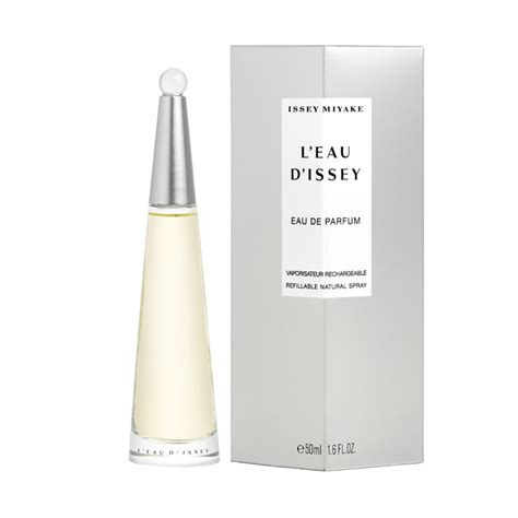 issey miyake l eau d issey eau de parfum spray refillable 50ml feelunique