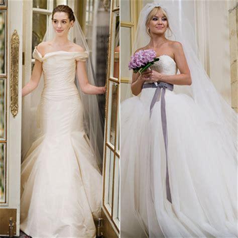 robe mariã e vera wang wears all the best designer wedding dresses bridal musings