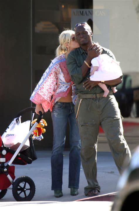 heidi klum   celebrities kissing zimbio