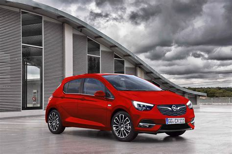 New Opel Corsa Coming In 2019 With Psa Tech Carscoops