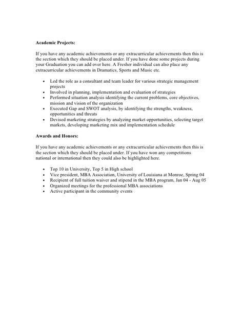 weaknesses in resume for freshers 9 resume