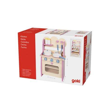 cuisine en jouet cuisine en bois goki la fée du jouet