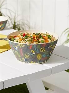 Bol A Salade : le bol salade bambou toucans simons maison bols ~ Teatrodelosmanantiales.com Idées de Décoration