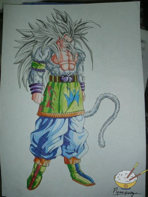 dragon ball goku ssj  songohanart  deviantart