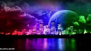 Techno Trance 2... Colorful City Quotes
