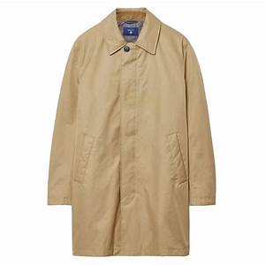 Light Grey Toms Shoes Gant The Over Coat Mens Jacket Mens From Cho Fashion And