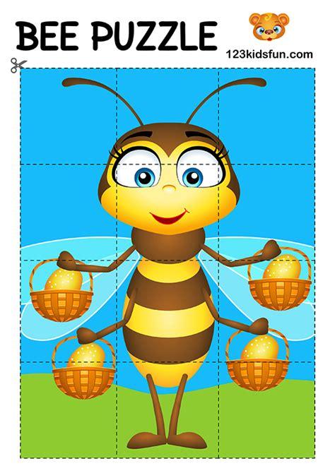 bee game  printables  kids fun apps
