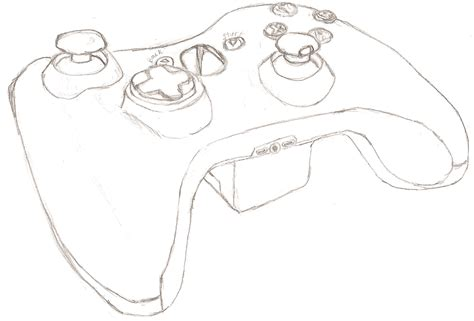 7 Xbox 360 Controller By Slidth On Deviantart