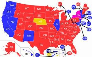 Red states and blue states - Wikipedia